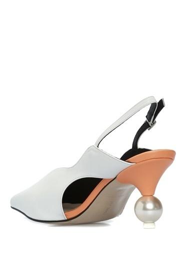 Beymen&Designer Ayakkabı Beyaz